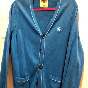 Barely new Men's Express Cardigan Sweater Sz M